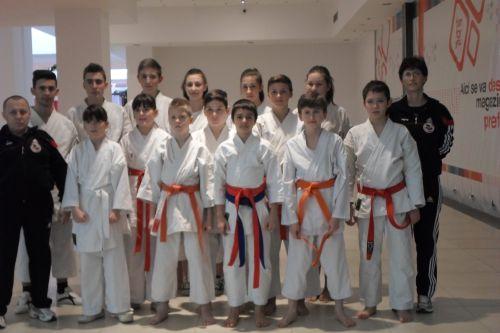 Competiţie la Oradea pentru karateka din Carei