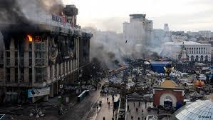 Lupte sângeroase în Ucraina: Guvernul şi Parlamentul, evacuate