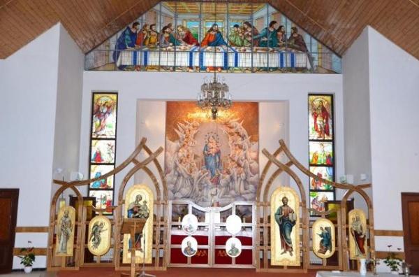 Invitaţie la Hramul Mănăstirii Maica Domnului