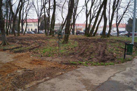 Grădină sau Parc Dendrologic?….în funcţie de împrejurări