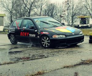 Campionatului Național de Rally Sprint.Prima etapă