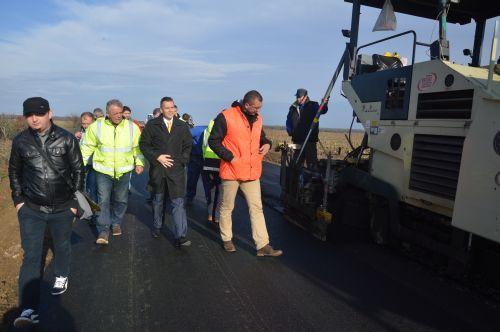 Consiliul Judeţean susţine infrastructura rutieră