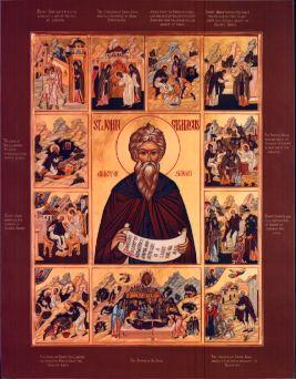 30 martie:Pomenirea preacuviosului părintelui nostru Ioan, cel ce a scris Scara