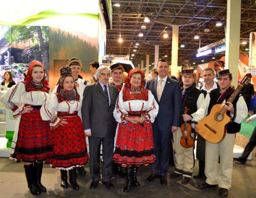 Judeţul Satu Mare prezent la  Târgul de Turism din Budapesta