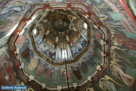 Votaţi Frescele Bisericii Dragomirna