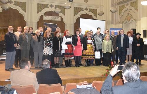 Laureaţii Anului editorial sătmărean 2013