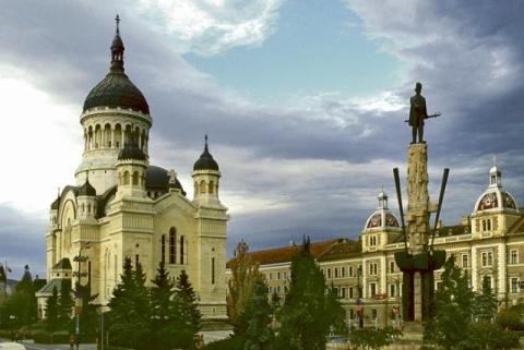Hramul Mitropoliei Clujului de BunaVestire