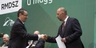 Ce a promis Ponta UDMR.BEC respinge înregistrarea USD