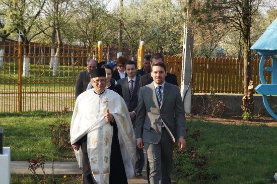 Postul de paroh la Parohia Ortodoxă Ianculeşti nu a fost scos la concurs