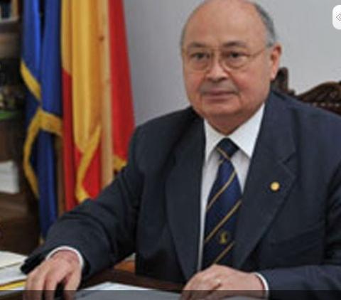 Noul preşedinte al Academiei Române