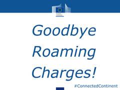 Fără roaming in UE