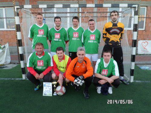 Campionatul local de minifotbal,editia a XIV-a