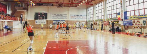 Voleibalistele sătmărene  participă la turneul de promovare în Divizia A