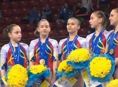 Aur pentru România la gimnastică
