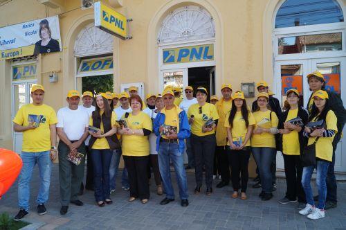 Liberalii careieni susţin candidaţii partidului la alegerile europarlamentare