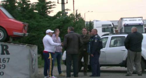 Tânăr împuşcat  în plină zi la Satu Mare