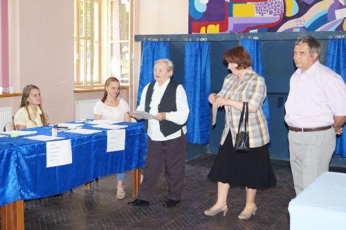 Alegeri europalamentare 2014 în municipiul Carei