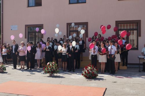 Promoţia 2014 a Şcolii Gimnaziale nr.1