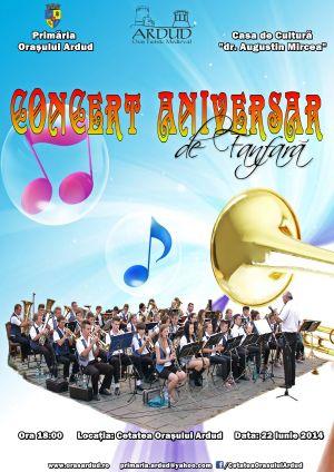 Fanfarele în concert
