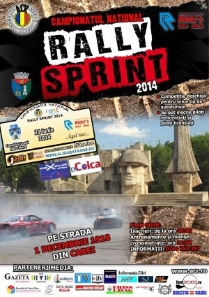 Rally Sprint la Carei
