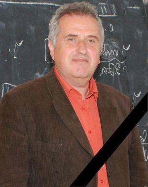 Rămas bun domnule profesor Belteki !