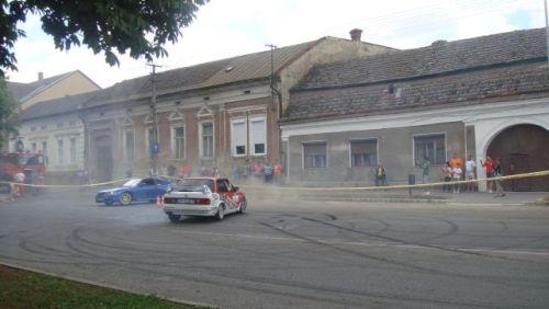Rally Sprint  revine la Carei