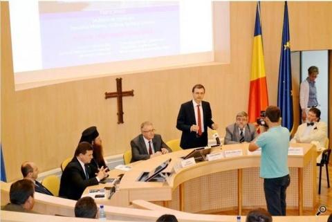 Situaţia Fundaţiei Gojdu după Pacea de la Trianon, analizată la Şcoala de vară a Academiei Române de la Sibiu