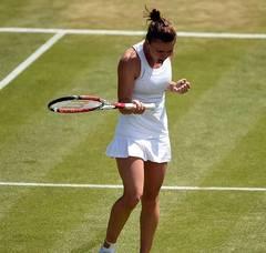 Simona Halep s-a calificat superb în semifinale la Wimbledon