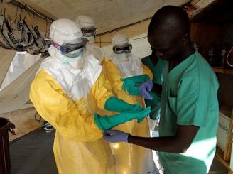 Poliţia de frontieră şi spitalele, puse in gardă in privinţa virusului Ebola