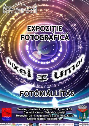 Expoziţie fotografică la Carei