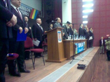 Forumul Civic al Românilor din Covasna, Harghita şi Mureş critică maghiarizarea Ministerului Culturii de la Bucureşti