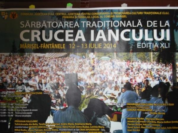 Moţii din Ianculeşti şi Marna la Sărbătoarea Tradiţională de la Crucea Iancului
