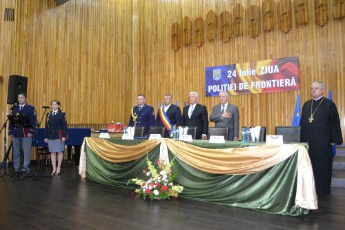 150 de ani de existenţă instituţională a Poliţiei de Frontieră Române