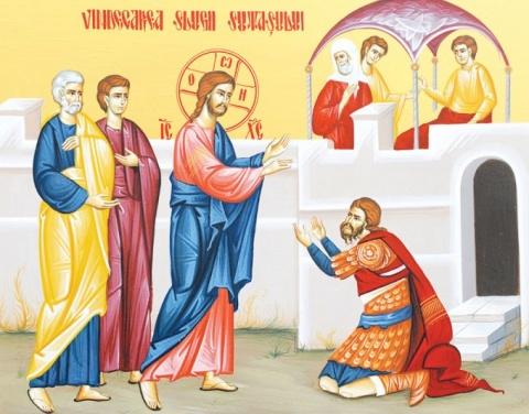 Evanghelia de Duminică: Credinţa care L-a uimit pe Hristos
