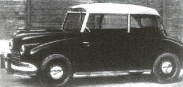 Primul automobil 100% românesc