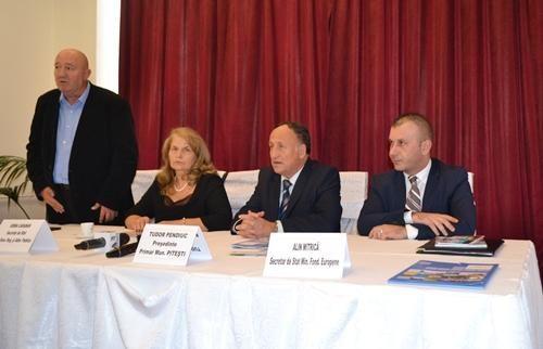 Primarii  Municipiilor din toată ţara au fost la Satu Mare,mai puţin cei din municipiul Carei