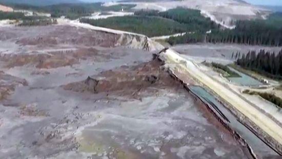 Dezastru ecologic în Canada
