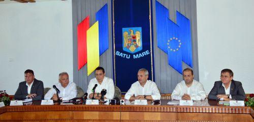 Centură de ocolire pentru municipiul Satu Mare