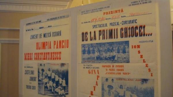 Castelanii au sărbătorit  50 de ani de existenţă