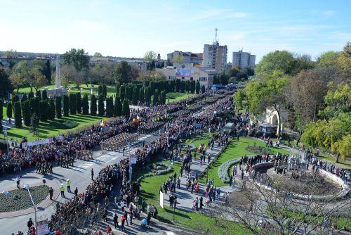 Ministrul Duşa şi Academia Română vor depune coroane de Ziua Armatei la Carei