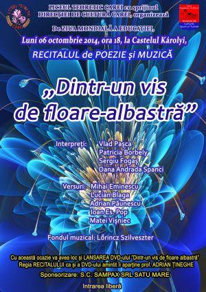 """""""Dintr-un vis de floare albastră"""""""