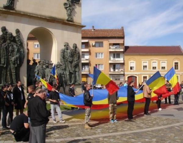 Comemorări de 6 octombrie la Arad