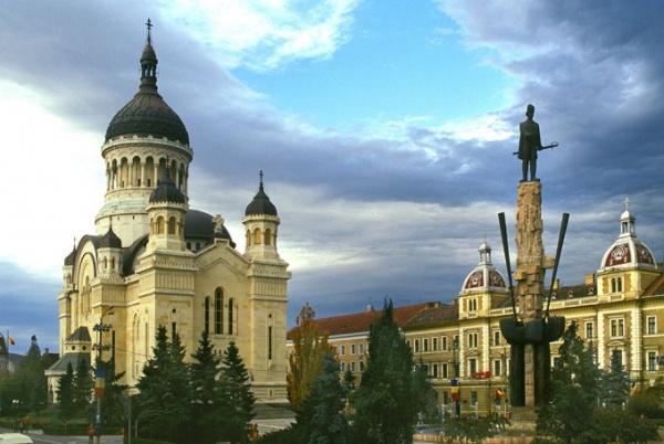 Regele Carol I al României a fost comemorat la Catedrala Mitropolitană din Cluj la  100 de ani de la moarte