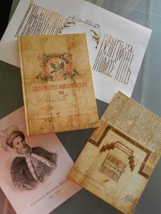 Proiectul Constantin Brâncoveanu 300 – Documente de Arhivă la Satu Mare