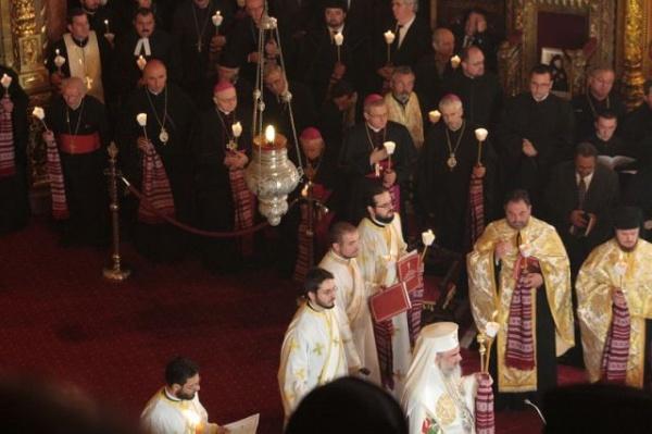 Funeraliile Mitropolitului Corneanu