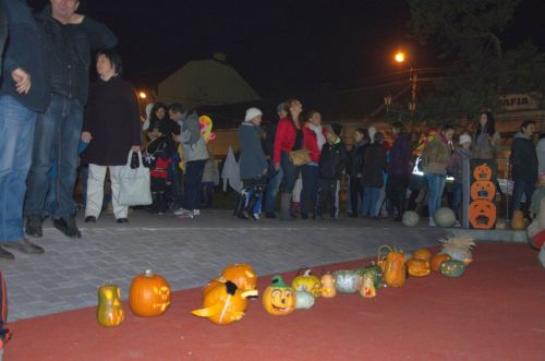 Halloween Party la Carei