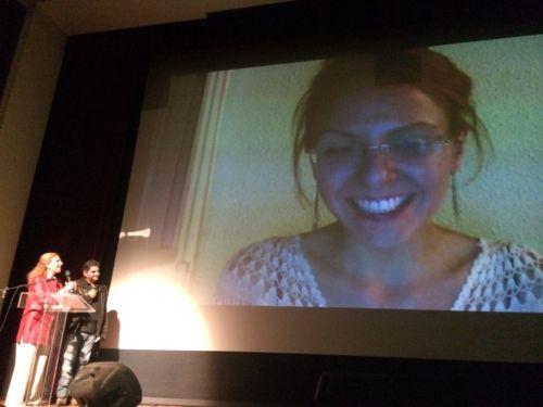 ,,După fel şi chip'' -ul Paulei  Oneţ  impresionează Grecia la Festivalul AegeanDocs 2014
