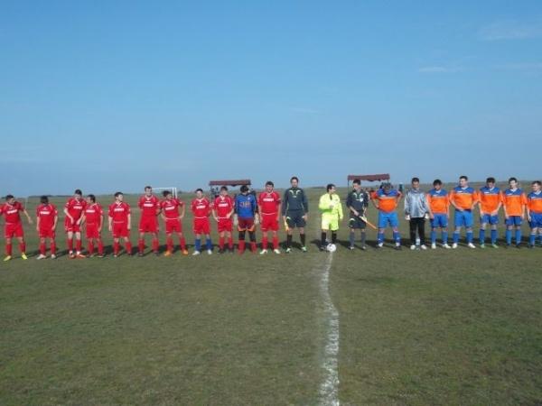 Platanul Marna a luat un punct în meciul cu AS Ghenci