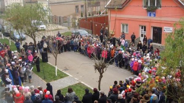 Vasile Lucaciu comemorat la Carei. Pledoaria lui Vasile Lucaciu de la Procesul Memorandistilor