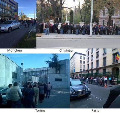 In numele românilor din străinătate. Semnați scrisoarea celor care își iubesc ţara de departe
